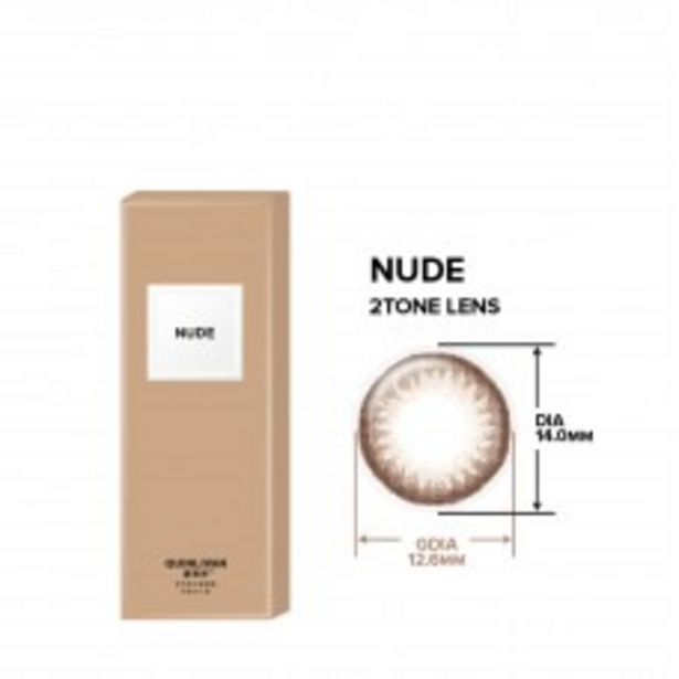 1-DAY DISPOSABLE LENS 0 POWER (NUDE) 10S offers at RM 74.9