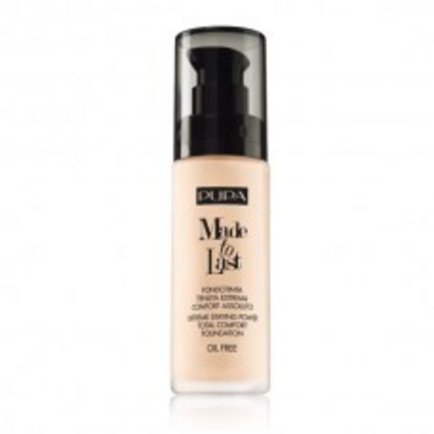 MADE TO LAST FOUNDATION SPF30 (001 LIGHT IVORY) offers at RM 119