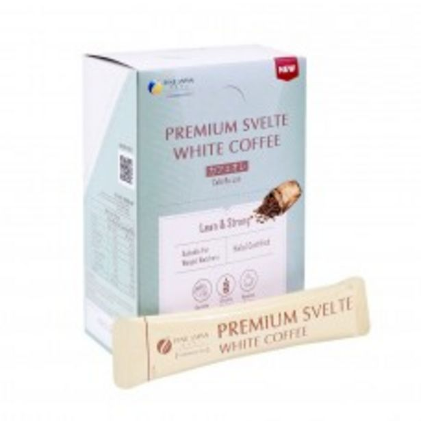 PREMIUM SVELTE WHITE COFFEE 15S offers at RM 88