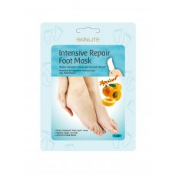 INTENSIVE REPAIR FOOT MASK (APRICOT) (1S) offers at RM 12.9