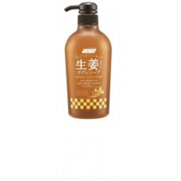 GINGER BODY SOAP 600ML offers at RM 93.9