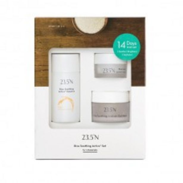 RICE SOOTHING ACTIVE+ SET 4PCS offers at RM 129