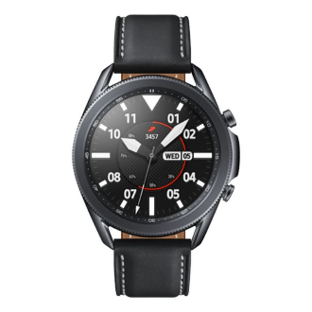 Galaxy Watch3 Bluetooth (45mm) offers at RM 1299