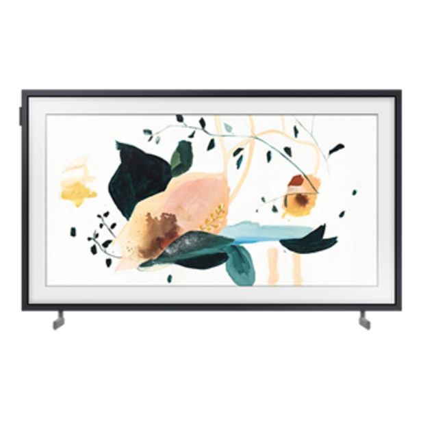 """32"""" The Frame QLED Smart Lifestyle TV (2021) offers at RM 2909"""
