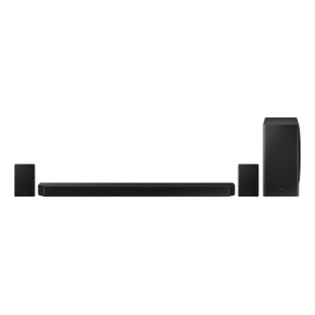 Q950A Soundbar with Dolby Atmos and DTS:X (2021) offers at RM 6499