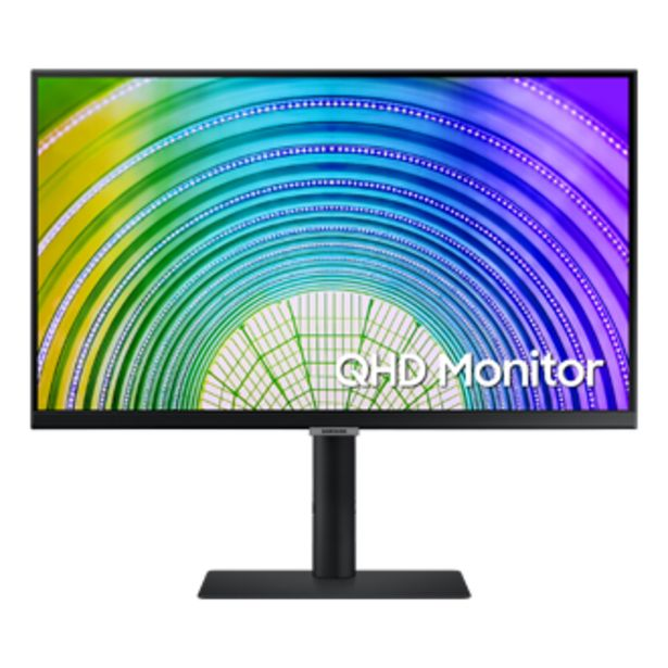 """24"""" QHD Flat Monitor offers at RM 1329"""