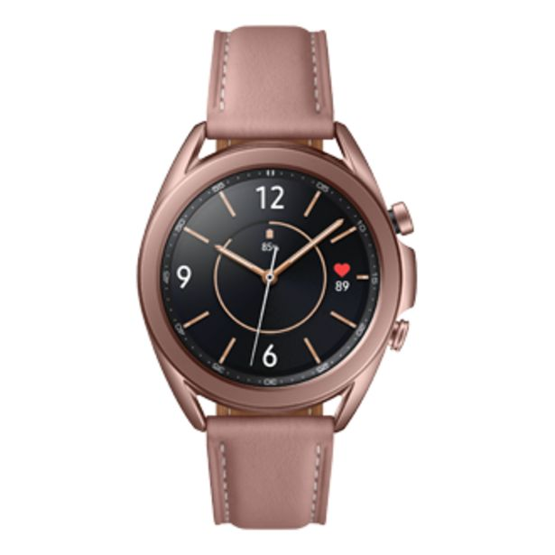 Galaxy Watch3 Bluetooth (41mm) offers at RM 1199