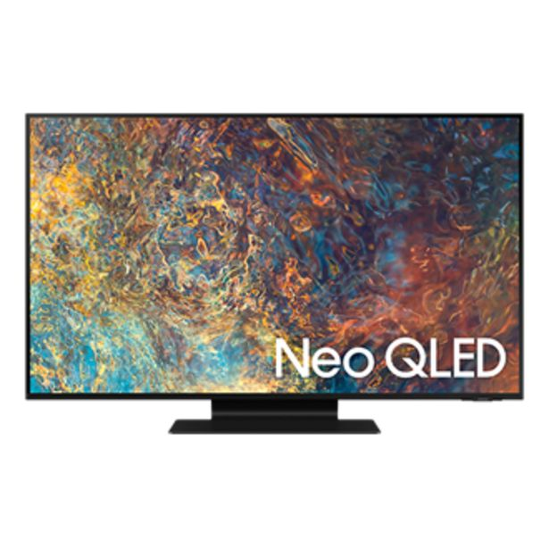 """50"""" QN90A NEO QLED 4K Smart TV (2021) offers at RM 7999"""