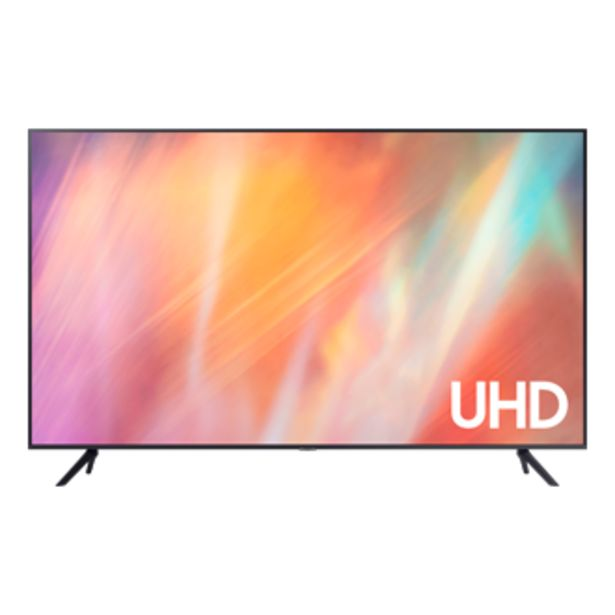 """70"""" AU7000 4K UHD  Smart TV (2021) offers at RM 5599"""