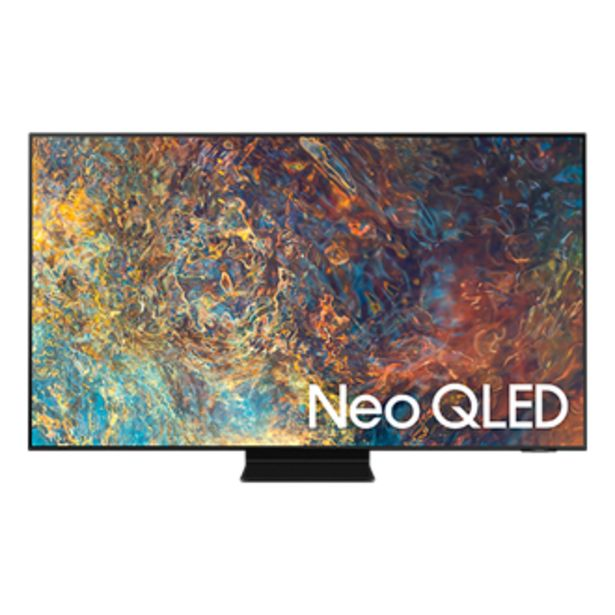 """85"""" QN90A NEO QLED 4K Smart TV (2021) offers at RM 26189"""