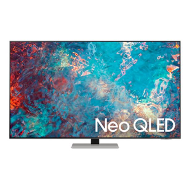 """55"""" QN85A NEO QLED 4K Smart TV (2021) offers at RM 8239"""