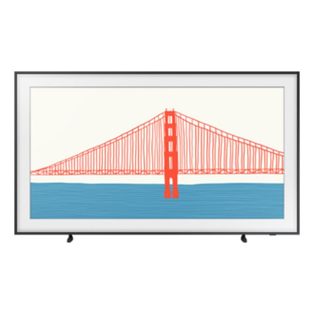 """75"""" The Frame QLED 4K Smart Lifestyle TV (2021) offers at RM 13089"""