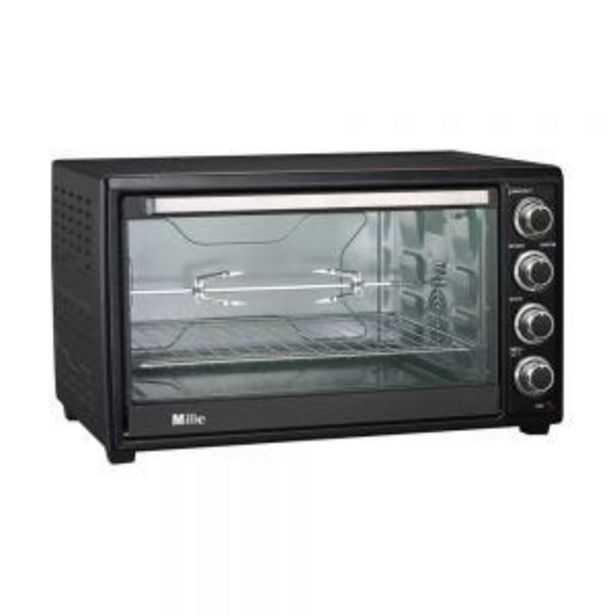 MILLE MEO-160 ELECTRIC OVEN 60L offers at RM 328