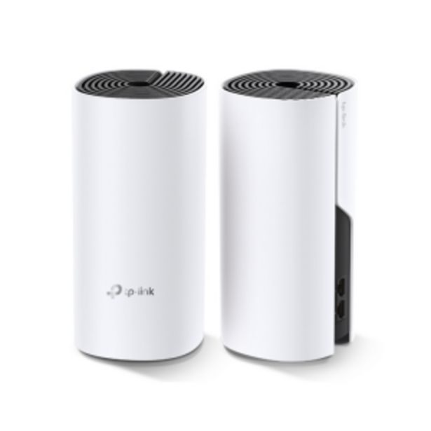 TP-LINK DECO E4(2-PACK) (C)AC1200 WHOLE-HOME MESH WI-FI SYSTEM offers at RM 299