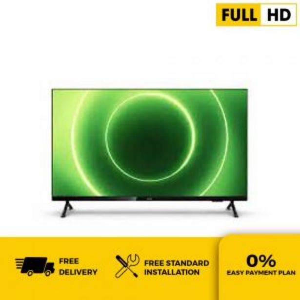 PHILIPS 43PFT6915/68 43IN FULL HD ANDROID SMART TV offers at RM 1659
