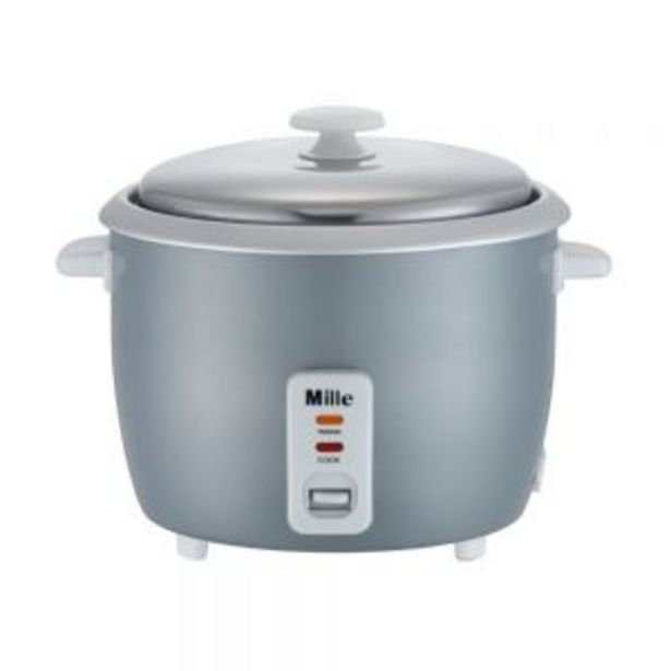 MILLE MRC-1010 RICE COOKER 1L offers at RM 45