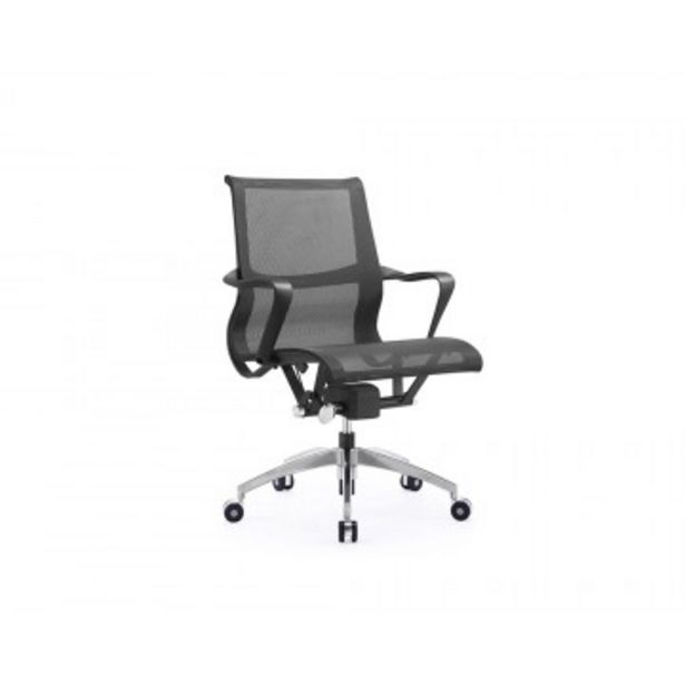 Becky Office Chair in Black offers at RM 288
