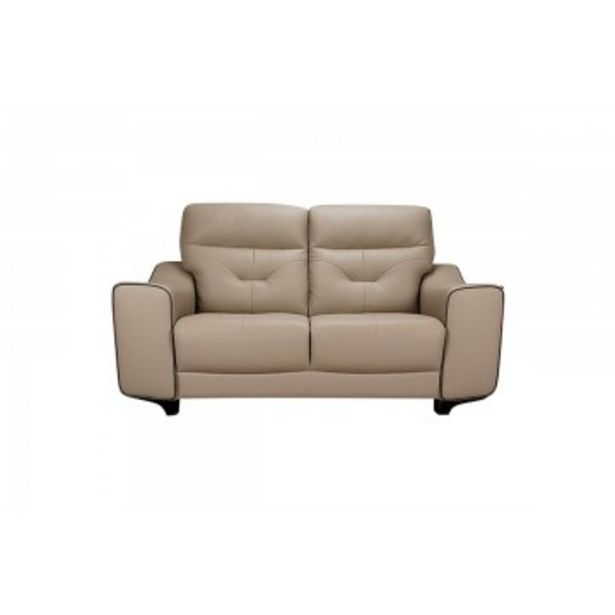 Dante  5447 2 Seaters Leather Sofa offers at RM 1499