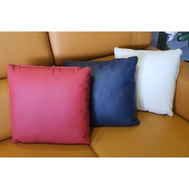 Genuine Full Leather Pillow offers at RM 119