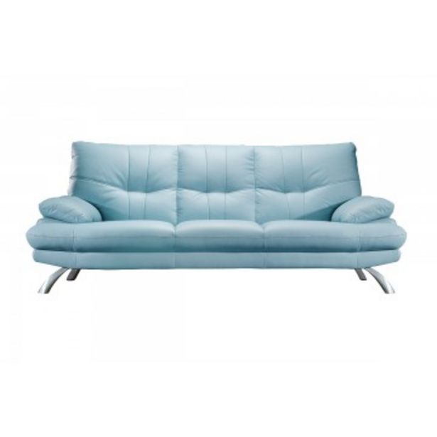 Dante 1874 3 Seaters Leather Sofa offers at RM 2099