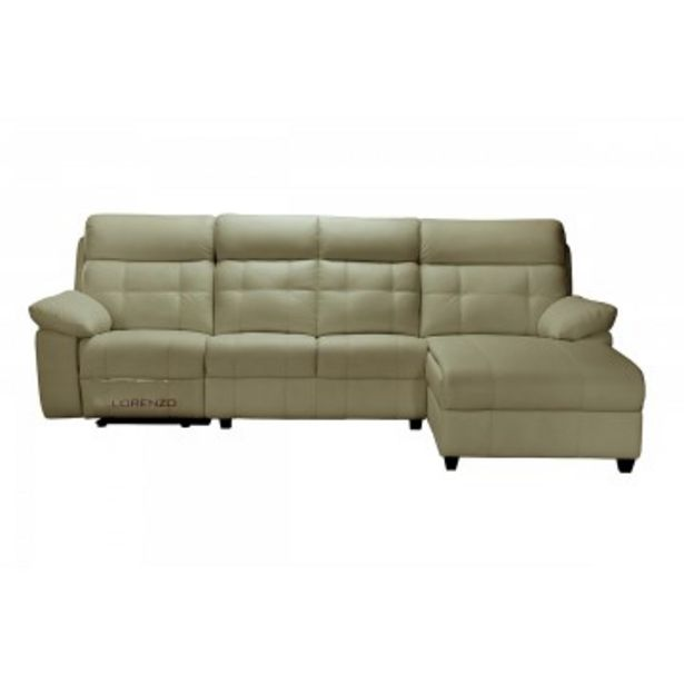 Dante 1877L 4 Seaters L-Shaped Sofa offers at RM 5299