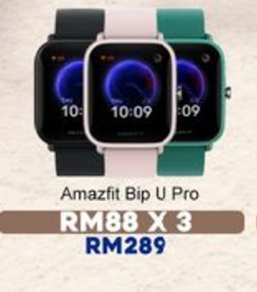 Smart watch offers at RM 289