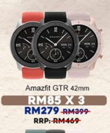Smart watch offers at RM 279