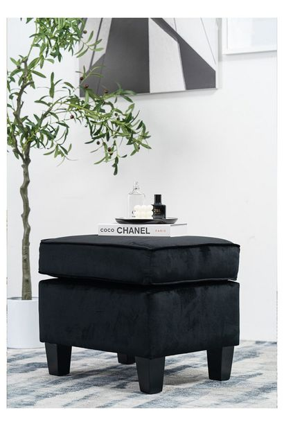 Ralph Stool (Black) offers at RM 549