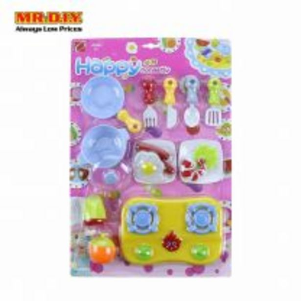 HAPPY HONESTLY Toy Cooking Set offers at RM 12.8