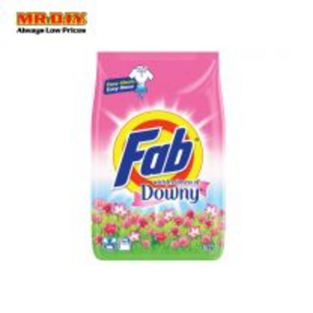 Fab With Freshness Of Downy Laundry Powder (2 kg) offers at RM 13.5