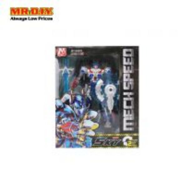 MACHINEBOY Transform Robot Series Toy LX601 offers at RM 55.66