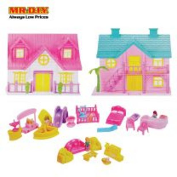 KDL 13 In 1 House Playset Toys offers at RM 13.4