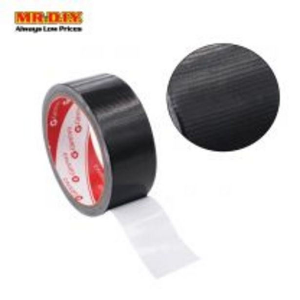 GINNVA Cloth Tape Black (36mm x 7y) offers at RM 2
