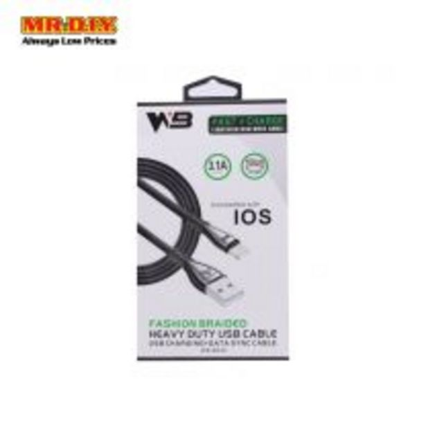 31A Fast Charge Cable Wb-B532 Ip offers at RM 11.9