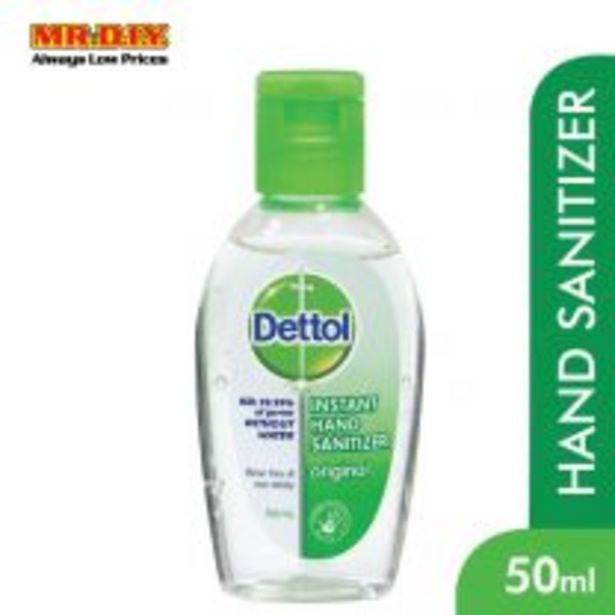 DETTOL Hand Sanitizer offers at RM 6.7