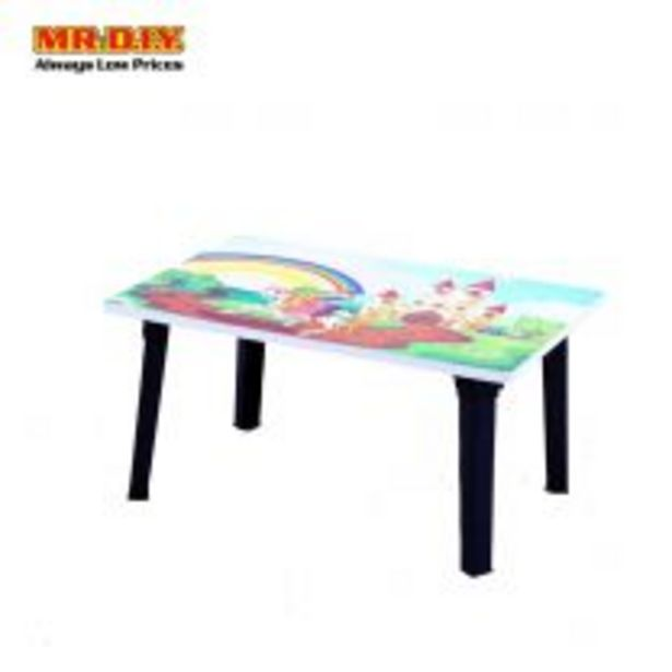 Children Foldable Table ABS Legs J-101 offers at RM 19.76