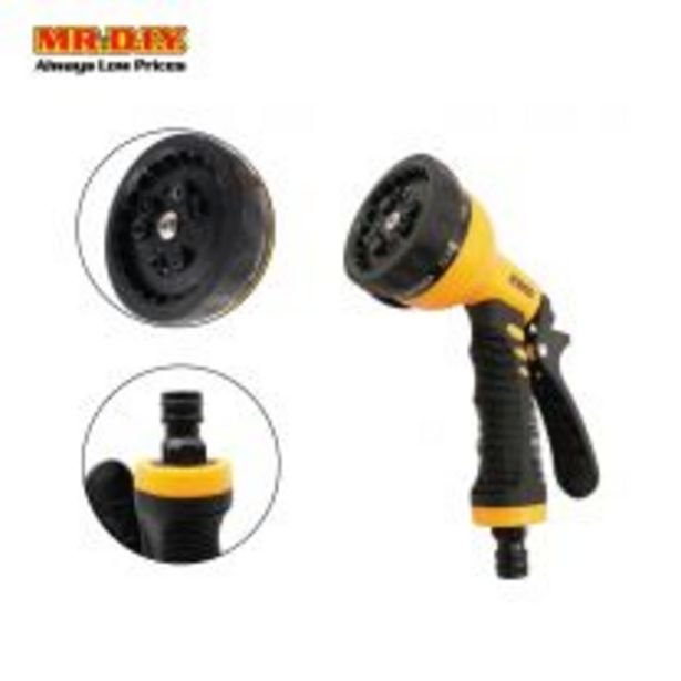 INGCO 9 In 1 Water Function Spray Nozzle offers at RM 14.9