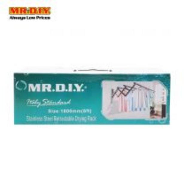 CORSA Drying Rack R-2006-6F offers at RM 99.8