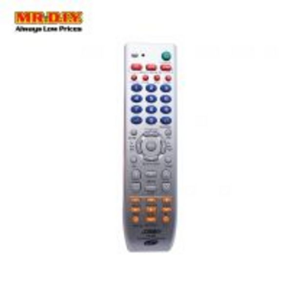 JISEN 3 in 1 TV VCD DVD Remote Controller offers at RM 6.5