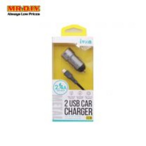 CAR CHARGER SET CC38 -IP offers at RM 7.5
