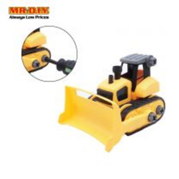 LEBX Bulldozer Truck Assembled Playset Toys offers at RM 20.9