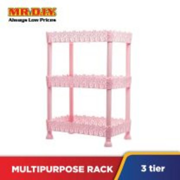 3 Tier Multipurpose Rack offers at RM 12