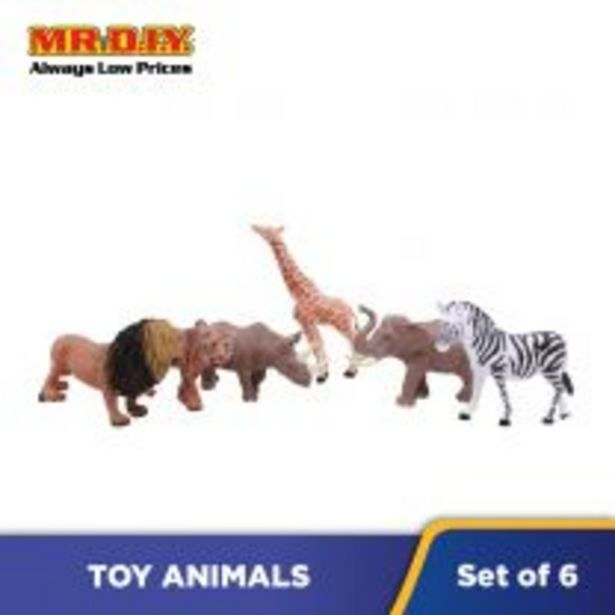 ANIMAL SET XD-664 & 666# offers at RM 11.5