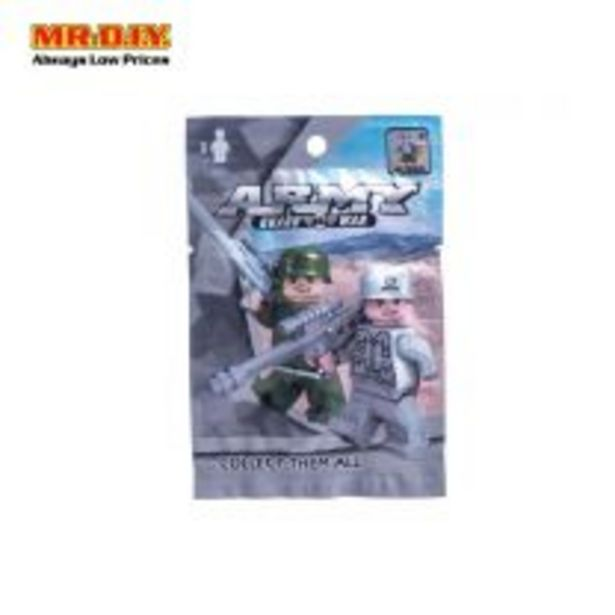 AUSINI Army Guard Playset Toys (1pc) offers at RM 0.8