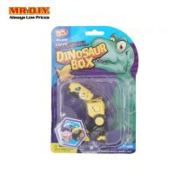 MECH CARNIVAL Dinosaur Box Toys offers at RM 9.2