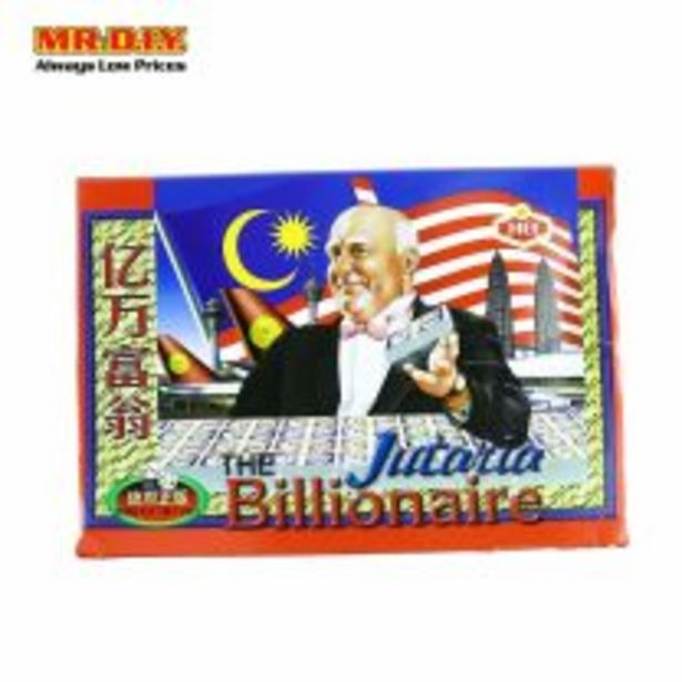 JUTARIA The Billionaire Board Game offers at RM 2.7