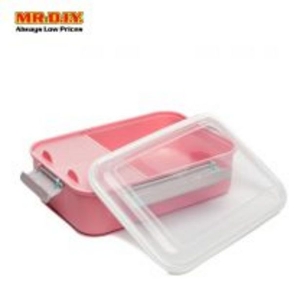 3 CMRT LUNCH BOX 1100ML offers at RM 10.5