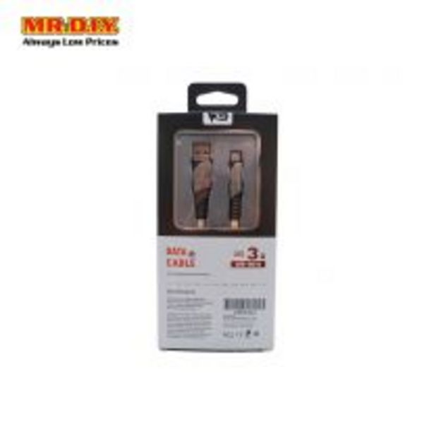MBEST Micro-USB Fast Charging and Data Syncing Cable - MLCBF008 (1m) offers at RM 8.9
