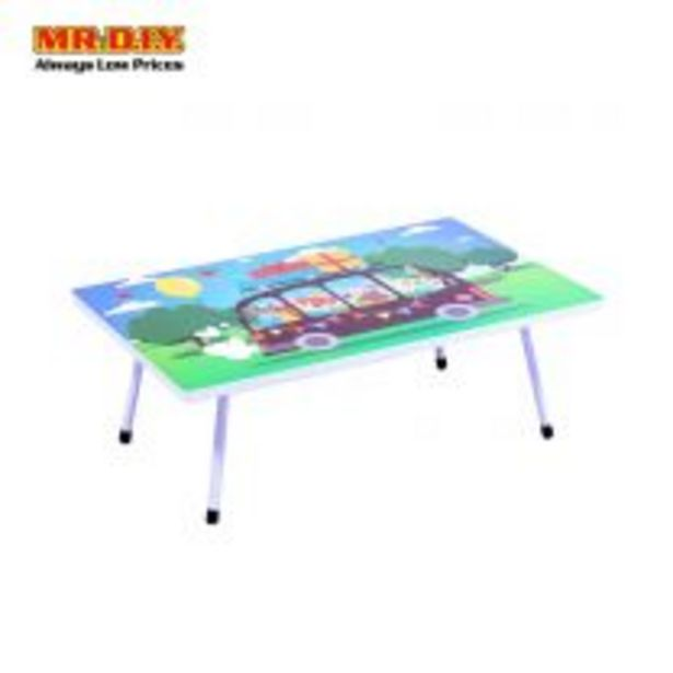 Children Foldable Table Steel Legs J-101 offers at RM 15.83