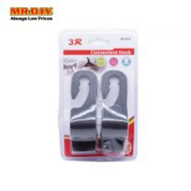 3R Convenient Car Hook 3R-2118 offers at RM 4.5